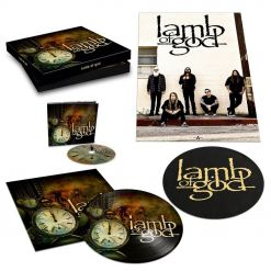 lamb of god lamb of god cd
