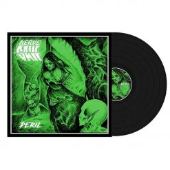 nerve saw peril black vinyl