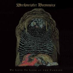 wrekmeister harmonies we love to look at the carnage cd