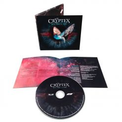 cryptex once upon a time digipak cd