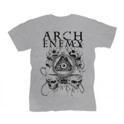 arch enemy saturning shirt