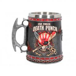 slipknot flaming goat tankard
