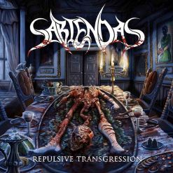 sabiendas repulsive transgression digipak cd