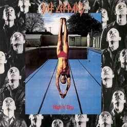 def leppard high n dry cd