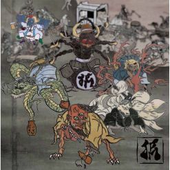 Japanese Folk Metal - Digipak CD