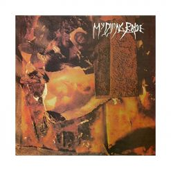 my dying bride the thrash of naked limbs black vinyl