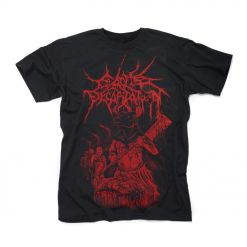 61110-1 cattle decapitation decapitation of cattle t-shirt