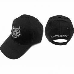 disturbed logo icon baseball cap