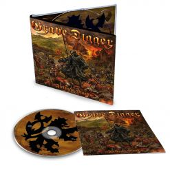 grave digger fields of blood digipak cd