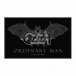 Ozzy osboune ordinary man patch