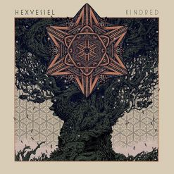 hexvessel kindred digipak cd