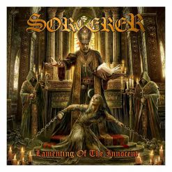 sorcerer lamenting of the innocent digipak cd