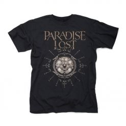 paradise lost obsidian rose shirt