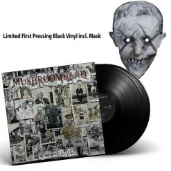 mushroomhead a wonderful life black 2 vinyl gatefold