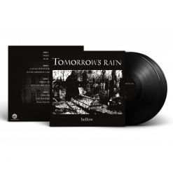 tomorrow´s rain hollow black 2 vinyl