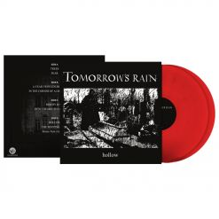 tomorrow´s rain hollow red 2 vinyl