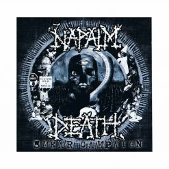 napalm death smear campaign cd