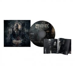 centinex death in pieces digipak cd