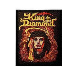 king diamond fatal portrait patch