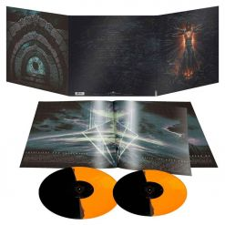 "in flames clayman 20th anniversary edition bi coloured vinyl + 10"" vinyl"
