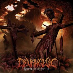 devangelic resurrection denied bronze vinyl