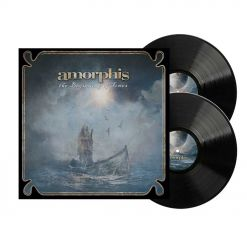 amorphis the beginning of times black vinyl