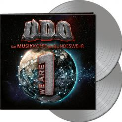 We Are One SILVER 2- Vinyl