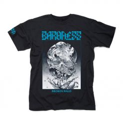 baroness broken halo shirt