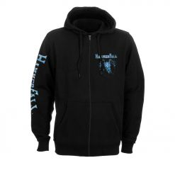 hammerfall second to none zipper