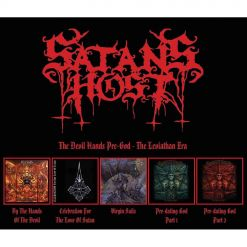 satans host The Devil Hands Pre-God - The Leviathan Era - 5-CD Boxset