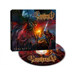ensiferum thalassic digipak cd