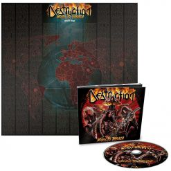destruction born to thrash live in germany digipak cd