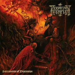 perdition temple sacraments of descension cd