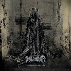 wolvhammer the monuments of ash and bone digipak cd