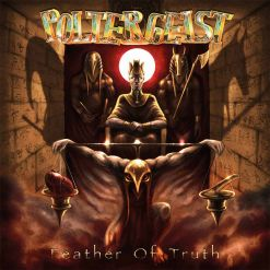 poltergeist feather of truth digipak cd