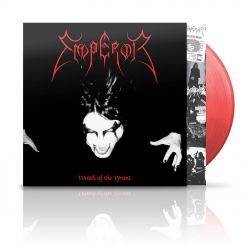 emperor wrath of the tyrant red vinyl