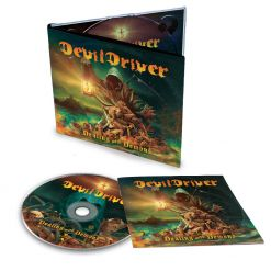 devildriver dealing with demons 1 digipak cd