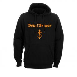 devildriver dealing with demons 1 hoodie