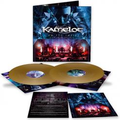 kamelot i am the empire live from the 013 gold 2 vinyl