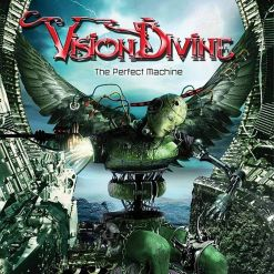 vision divine the perfect machine digipak cd