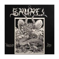samael worship him cd