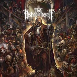 the bishop of hexen the death masquerade digipak cd