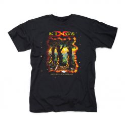 iron maiden dark ink powerslaves shirt