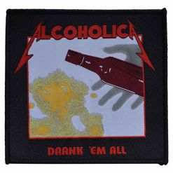 alcoholica drank em all patch