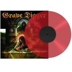 grave digger the last supper red vinyl