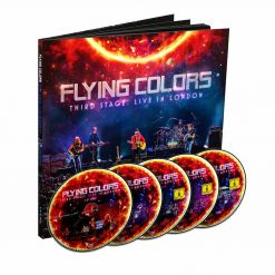 flying colors live in london earbook