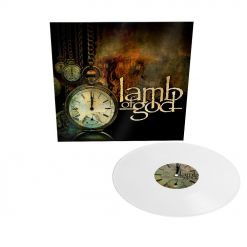lamb of god lamb of god white vinyl