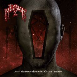 messiah fatal grotesque symbols darken universe oxblood vinyl