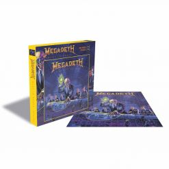 megadeth rust in peace jigsawpuzzle