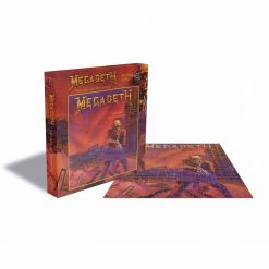 megadeth peace sells but whos buying jigsaw puzzle